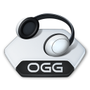 Media music ogg icon
