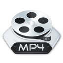 Media-video-mp-4 icon