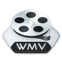 Media video wmv icon