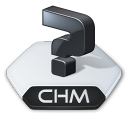 Misc file chm icon