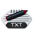 Misc file txt icon