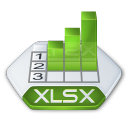 Office-excel-xlsx icon