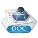 Office-word-doc icon