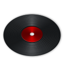 System audio cd icon