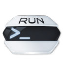 System-run icon