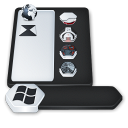 System start menu icon