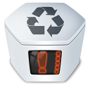 System trash v2 full icon