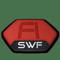 Adobe flash swf v2 icon