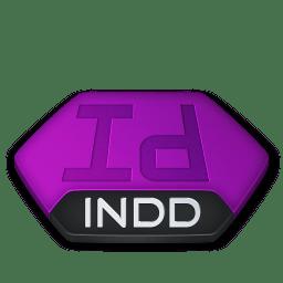 Adobe indesign indd v2 icon