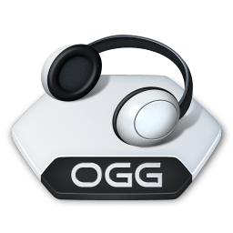 Media music ogg icon