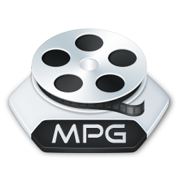 Media video mpg icon