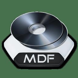 Misc image mdf icon