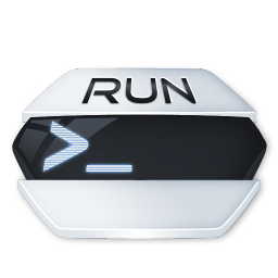 System run icon