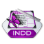 Adobe indesign indd icon