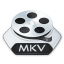 Media video mkv icon