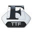 Misc-file-ttf icon