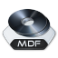 Misc image mdf icon