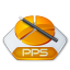 Office-powerpoint-pps icon