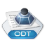 Office-word-odt icon