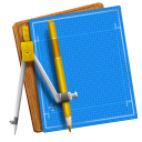 Blueprint Simple NoShadow icon