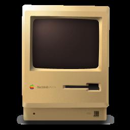 Macintosh Plus icon
