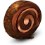 http://icons.iconarchive.com/icons/artbees/chocolate-obsession/64/Chocolate-Cream-Roll-icon.png