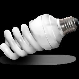 Fluorescent icon