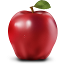 http://icons.iconarchive.com/icons/artbees/paradise-fruits/128/Apple-icon.png