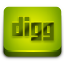 Digg Green 2 icon