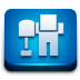 Digg-Blue-1 icon