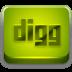 Digg-Green-2 icon