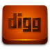 Digg-Red-2 icon