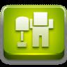 Digg-Green-1 icon