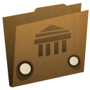 folder library icon
