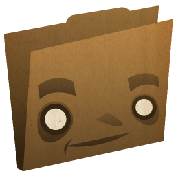 folder brown icon