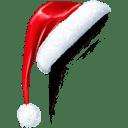 Santacornerhat icon