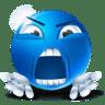 Agressive icon