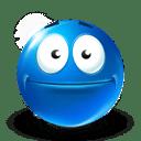 Idiotic smile icon