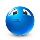 sarcastic sadness icon