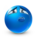 sincere sadness icon