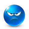 Angry icon