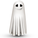Shy-ghost icon
