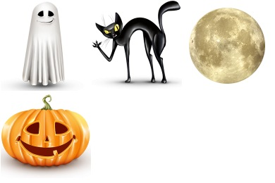 Lovely Halloween Icons