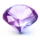 http://icons.iconarchive.com/icons/artdesigner/my-secret/128/diamond-icon.png