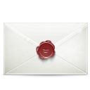 Secret email icon