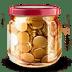 Money-jar icon