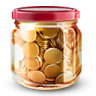 http://icons.iconarchive.com/icons/artdesigner/my-secret/96/money-jar-icon.png