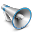 Bullhorn icon