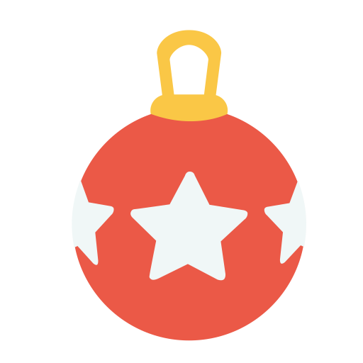 Christmass-ball icon