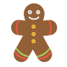 Gingerbread icon